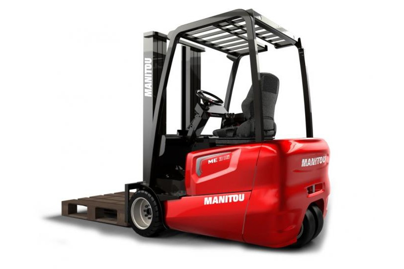manitou electric forklift hire