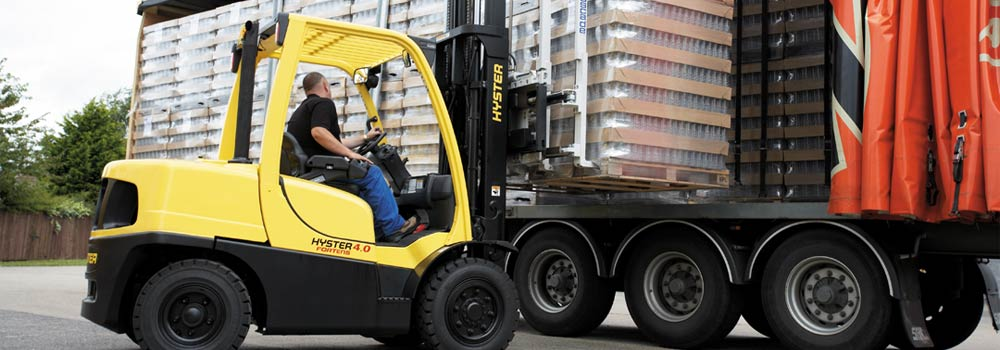 used forklift hire